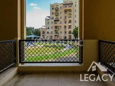 2 Bedroom Apartment for Rent in Remraam, Dubai - Park View | Renovated and Refurbished | Spacious