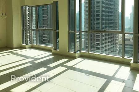 شقة 1 غرفة نوم للايجار في وسط مدينة دبي، دبي - Bright layout l Community View