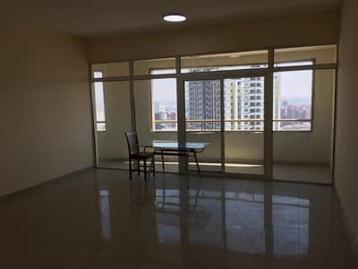 2 Bedroom Flat for Rent in Ajman Downtown, Ajman - 2 Bedroom Hall Apartment Available For Rent Price    31000 yearly    Horizon Towers    AL Rashidya 1