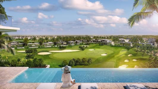 2 Bedroom Flat for Sale in Dubai Hills Estate, Dubai - Pay in 4 years | Golf course| Post handover