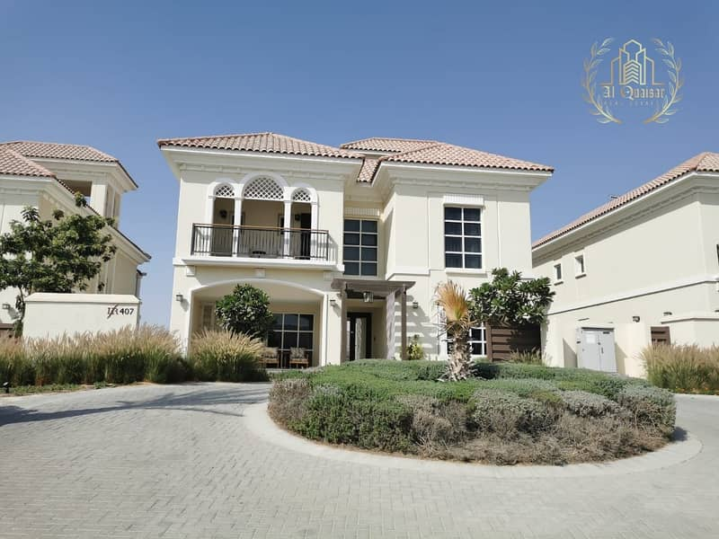 Amazing 4 Br Villa  in Al HABTOOR POLO RESIDENCES