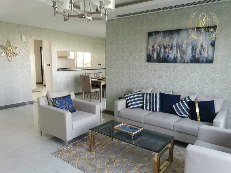 2 Amazing 4 Br Villa  in Al HABTOOR POLO RESIDENCES
