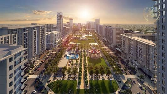 1 Bedroom Flat for Sale in Town Square, Dubai - Apartments ready for delivery in installments over 5 years
