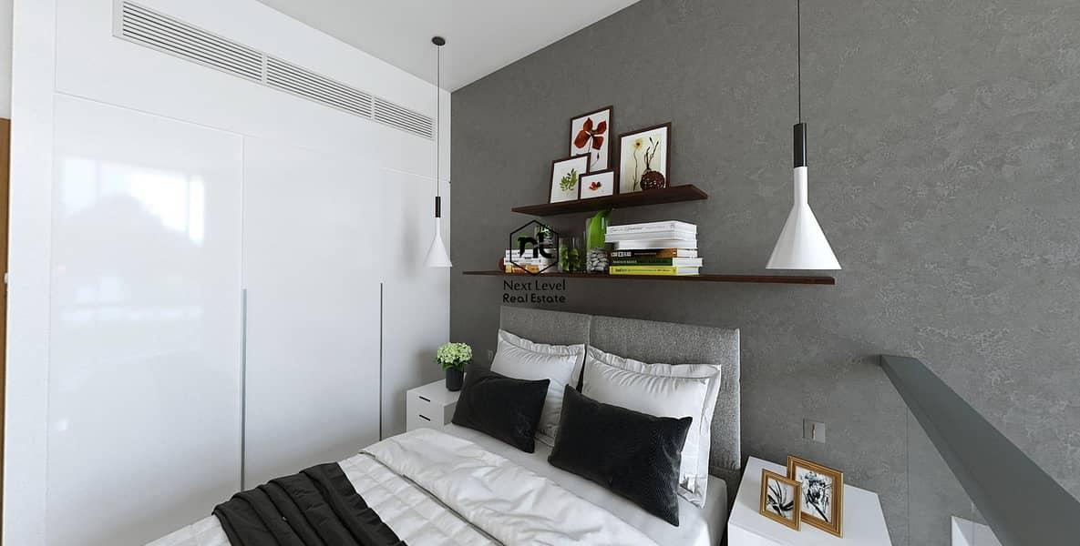 UNIQUE ONE-BEDROOM TOWNHOUSES WITH LOFT DESIGN