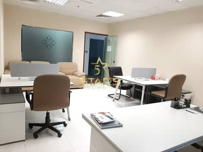 Office for Rent in Business Bay, Dubai - Spacious Office Space | Best Price | Flexible Payment | Nearby Metro