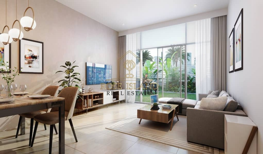 12 THE NEWEST IN YAS ISLAND /FULL SEA VIEW /WITH 0% COMMISSION