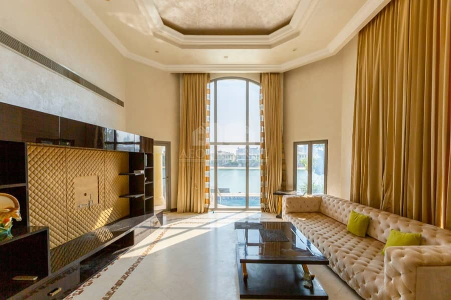 Central Rotonda |Overlooking Burj Al Arab |Vacant