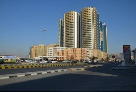 3 Bedroom Apartment for Sale in Ajman Downtown, Ajman - 3bhk full sea view in Horizon tower for sale  with maid rooms 4bathrooms in ajman,
