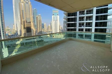 2 Bedroom Flat for Sale in Dubai Marina, Dubai - Large Layout | Two Bedroom | Big Terrace