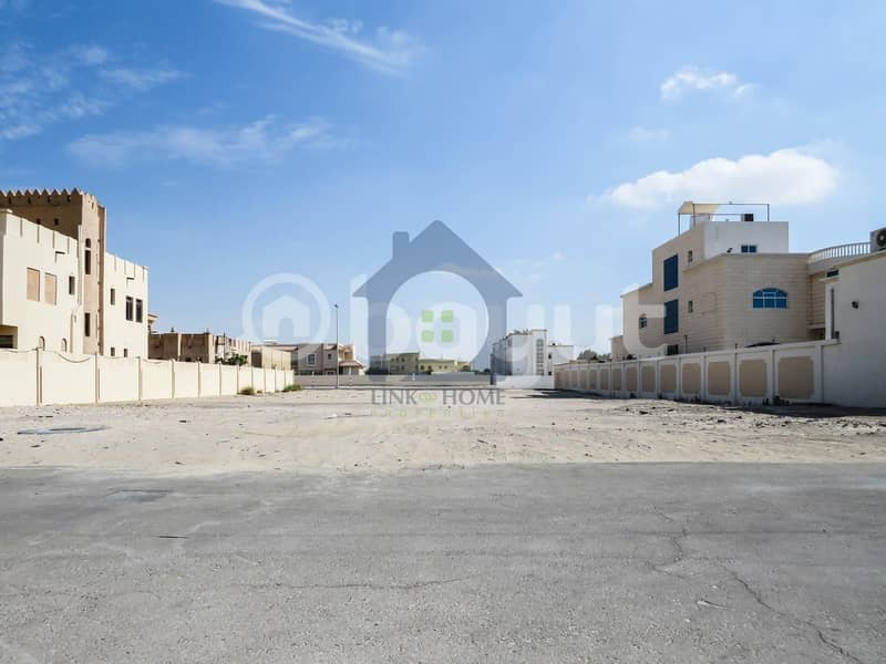 2 For Sale In Shakhbout City Reidential Land