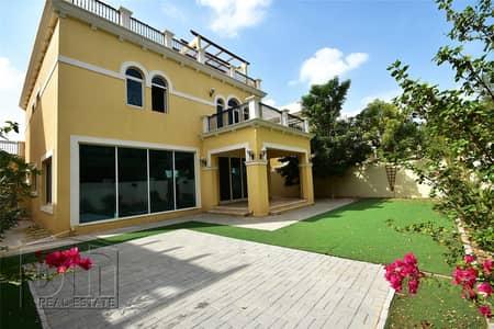 فیلا 4 غرف نوم للايجار في جميرا بارك، دبي - Landscaped | Available Now | Single Row