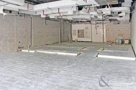 محل تجاري  للايجار في موتور سيتي، دبي - Retail Unit | Great Location | Shell & Core