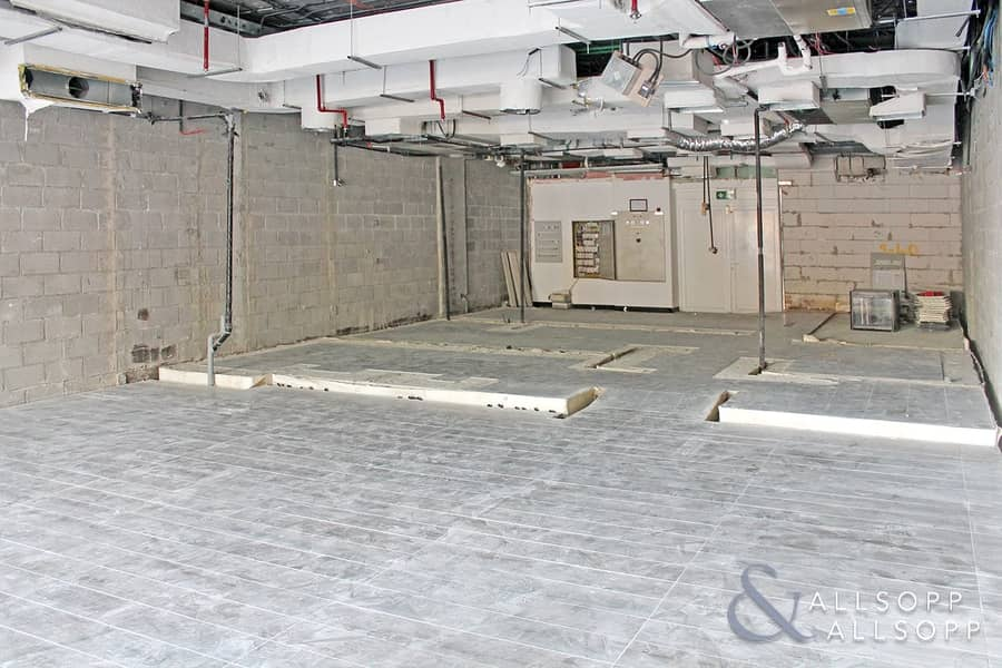 Retail Unit   Great Location   Shell & Core