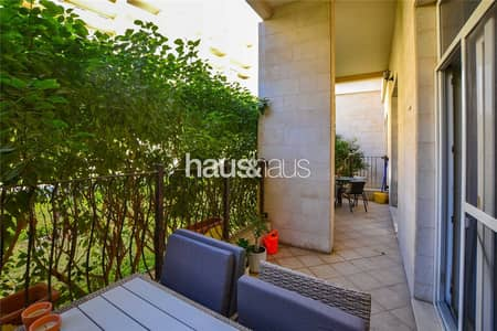 2 Bedroom Flat for Rent in Motor City, Dubai - Ground Floor | 2 Bed | Opposite Pool / Gym