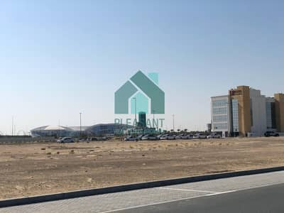Mixed Use Land for Sale in Bur Dubai, Dubai - G+14 Mixed Use Plot for Sale at Sama Al Jaddaf on Payment Plan