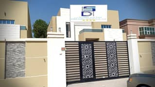 new villa nearby main road For Sale In Al mowihat Area Very Good Price and big build up area