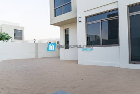 3 Bedroom Townhouse for Sale in Town Square, Dubai - Single Row| Park View| Unfurnished| Vacant |3 Beds