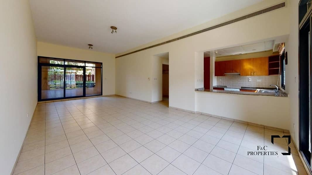 Investor Deal | Two Balconies  | Study Room