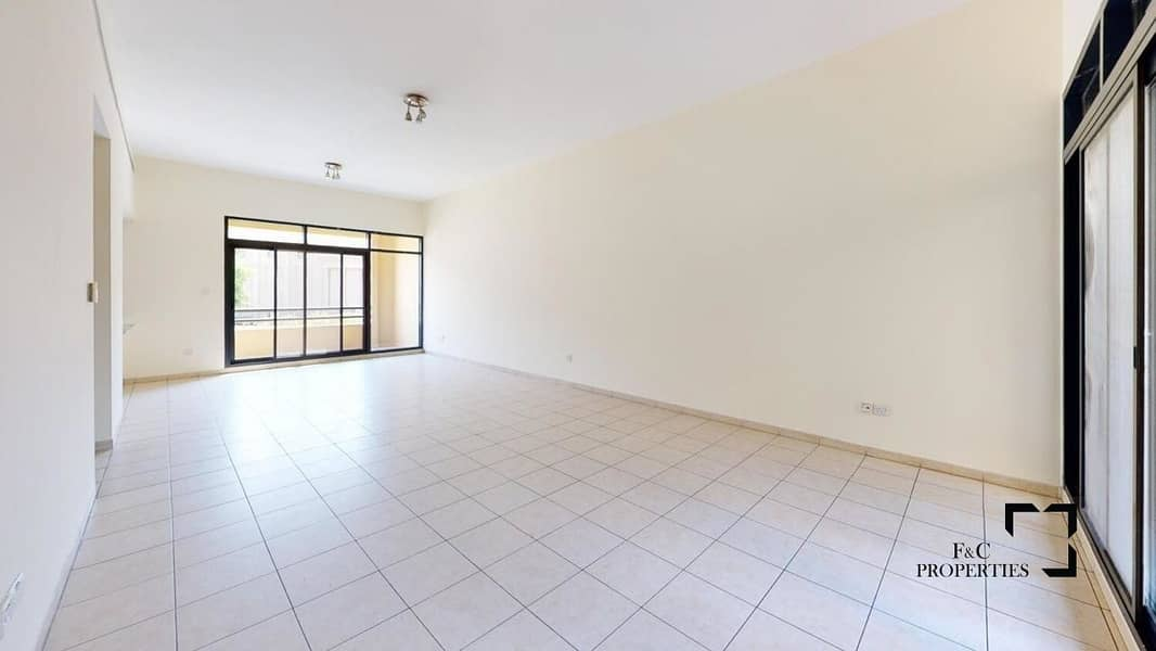 2 Investor Deal | Two Balconies  | Study Room
