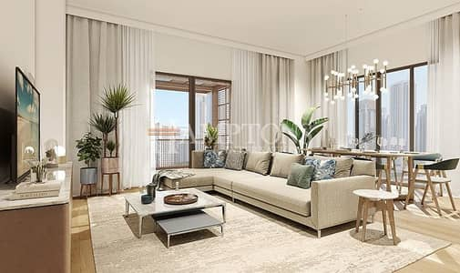 2 Bedroom Flat for Sale in The Lagoons, Dubai - 2 Bedroom Apartment   Dubai Creek Harbor