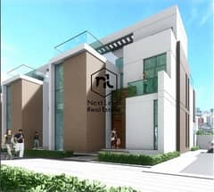 5 year payment plan G+2 Townhouse Entima