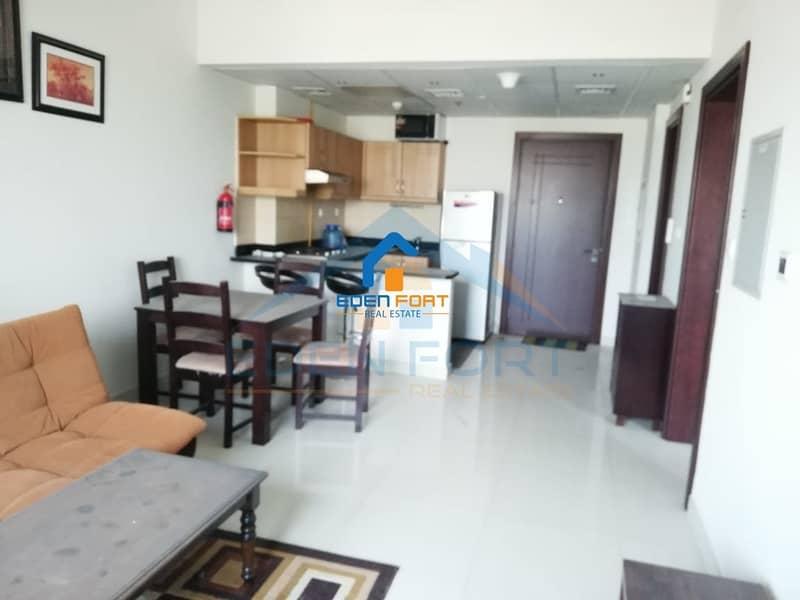 2 Fully Furnished-1BHK-Elite Residence-DSC