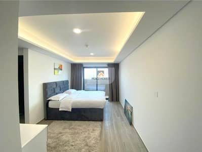 1 Bedroom Flat for Rent in Jumeirah Village Circle (JVC), Dubai - NO COMMISSION   BRAND NEW   HIGH-CLASS INTERIORS   FULLY FURNISHED