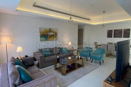 2 Bedroom Flat for Rent in Downtown Dubai, Dubai - Fully furnished   2 Bed plus Maid   Downtown