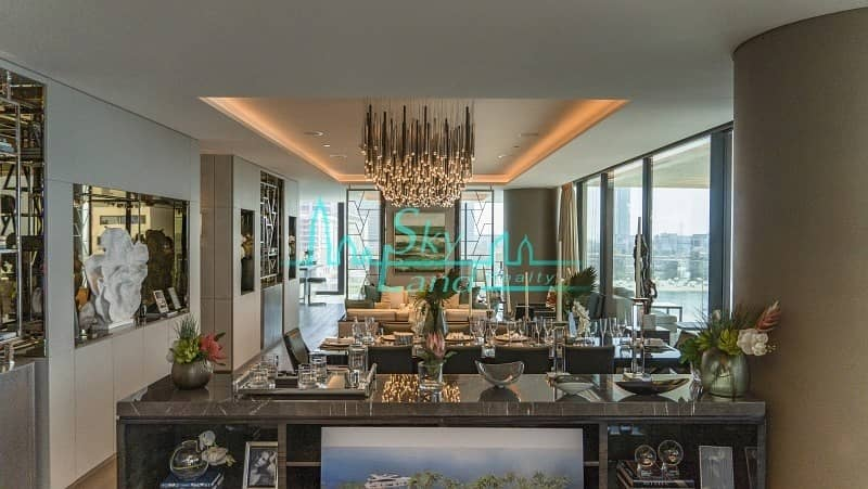 2 The Penthouse in Dubai | Dorchester Hotel |Palm Jumeirah