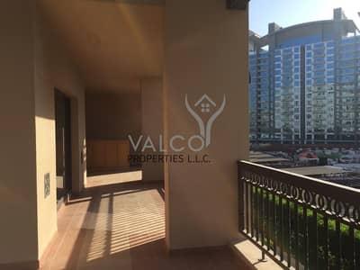 فلیٹ 3 غرف نوم للبيع في نخلة جميرا، دبي - Spacious Balcony | Best Price | Low Floor |