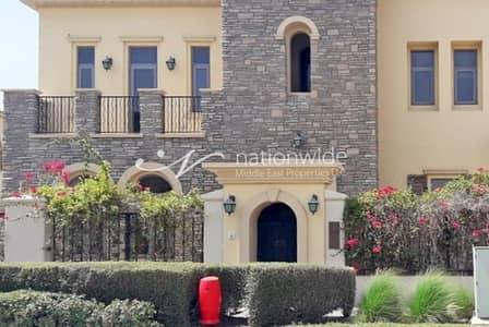 5 Bedroom Villa for Rent in Saadiyat Island, Abu Dhabi - A Luxurious Urban Gem in This Mediterranean Villa