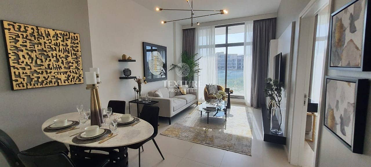 2 Move in By Dec 2020 | 75% In 5 Years | Close to Meydan Hotel