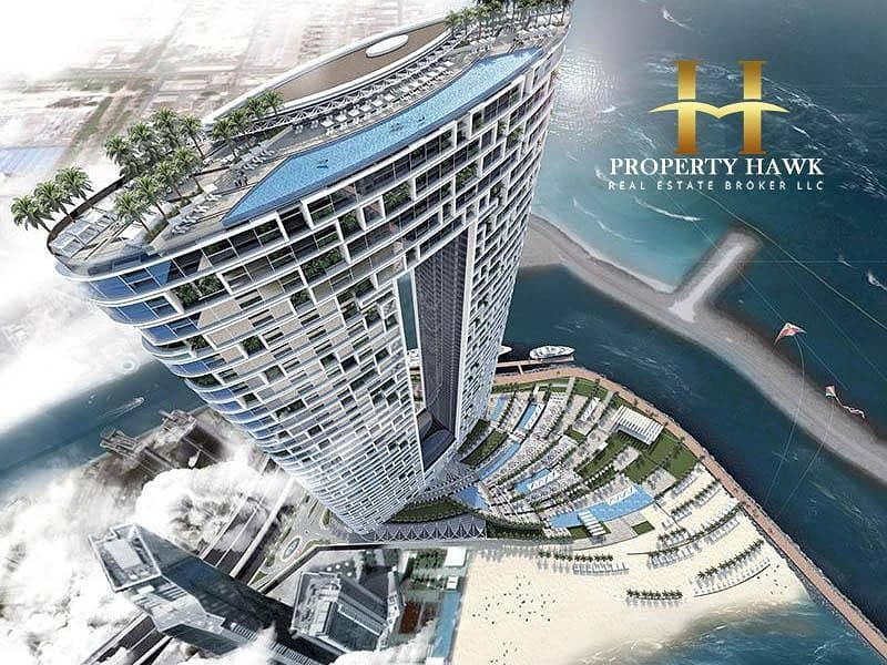 13 Exquisite Brand New Apartment   With Beach Access