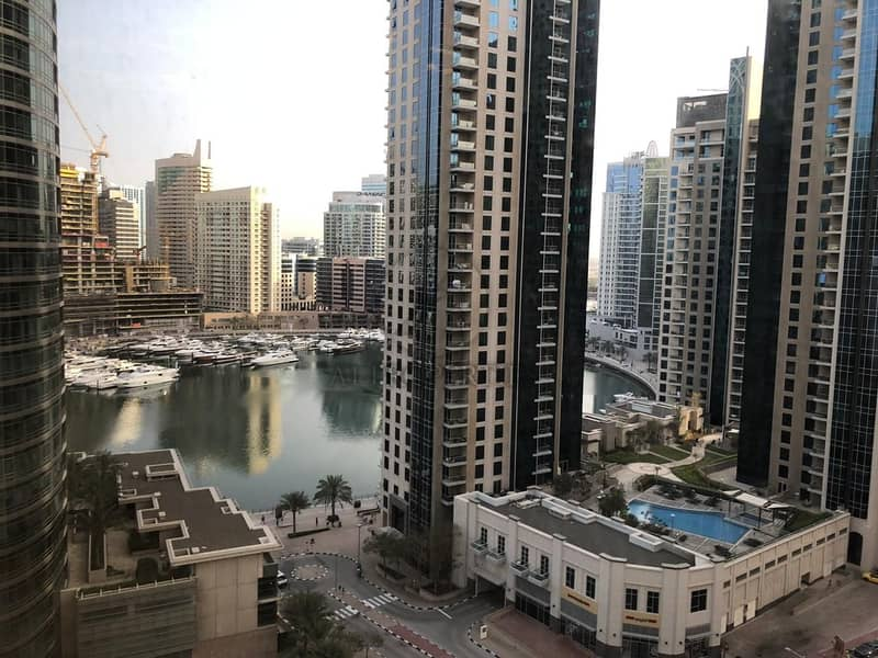 Spacious 3BR with Marina View | Rimal 1