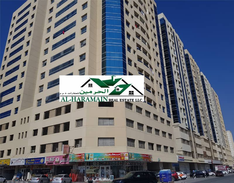2 Bedroom Hall Mandarin Towers AED 20,000 per year
