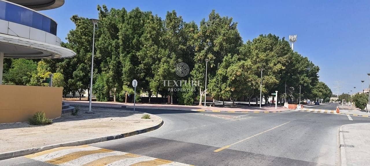2 Premium Plots | 2 Side Corner Facing Park | JVT