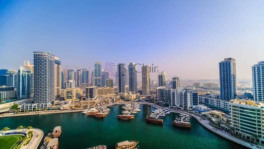 3 Bedroom Penthouse for Rent in Dubai Marina, Dubai - Amazing 3 Bedroom Duplex at The Jewel Tower A