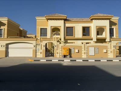 4 Bedroom Villa for Sale in Hoshi, Sharjah - Villas for sale in Al Hoshi Sharjah in 5 years installments with monthly installments