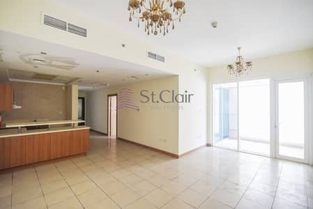2 Bedroom Apartment for Rent in Dubai Production City (IMPZ), Dubai - Higher Floor | Open Kitchen | 4 Cheques