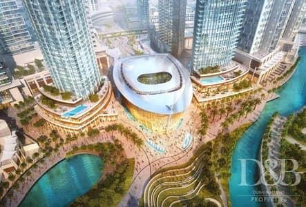 بنتهاوس 5 غرف نوم للبيع في وسط مدينة دبي، دبي - Luxurious 5 BR Penthouse | Stunning Location