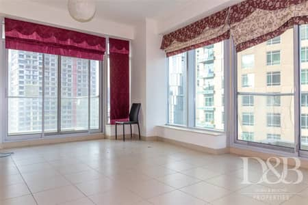 2 Bedroom Apartment for Rent in Downtown Dubai, Dubai - Corner Unit | Pool Views | Spacious Layout