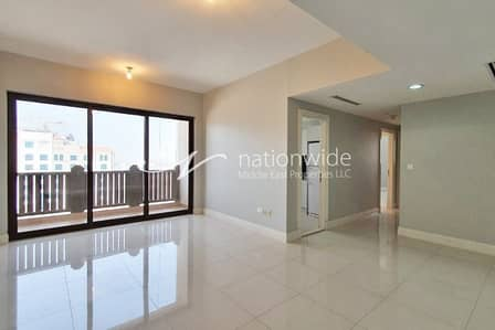 2 Bedroom Apartment for Rent in Al Reem Island, Abu Dhabi - A Newly Listed Perfect Home With 1 Month Free