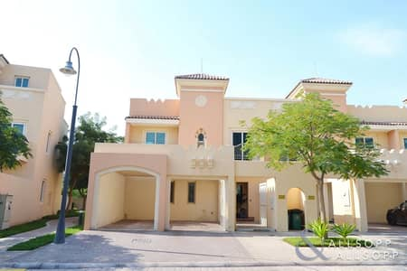 4 Bedroom Townhouse for Rent in Dubai Sports City, Dubai - 4 Beds | Type 1 | Available January 2021