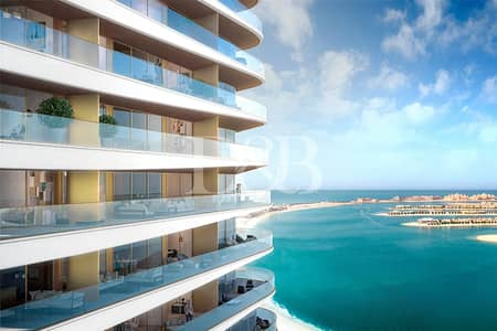 2 Bedroom Apartment for Sale in Dubai Harbour, Dubai - Elie Saab Design | Waterfront Living | Best Deal