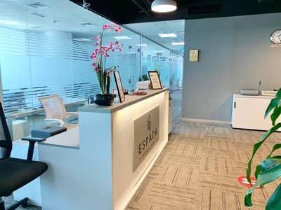 Office for Rent in Barsha Heights (Tecom), Dubai - Reception Area 1