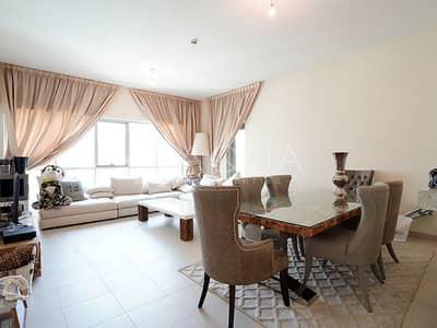 شقة 3 غرف نوم للايجار في وسط مدينة دبي، دبي - Balcony | Maid | Spacious | Downtown View