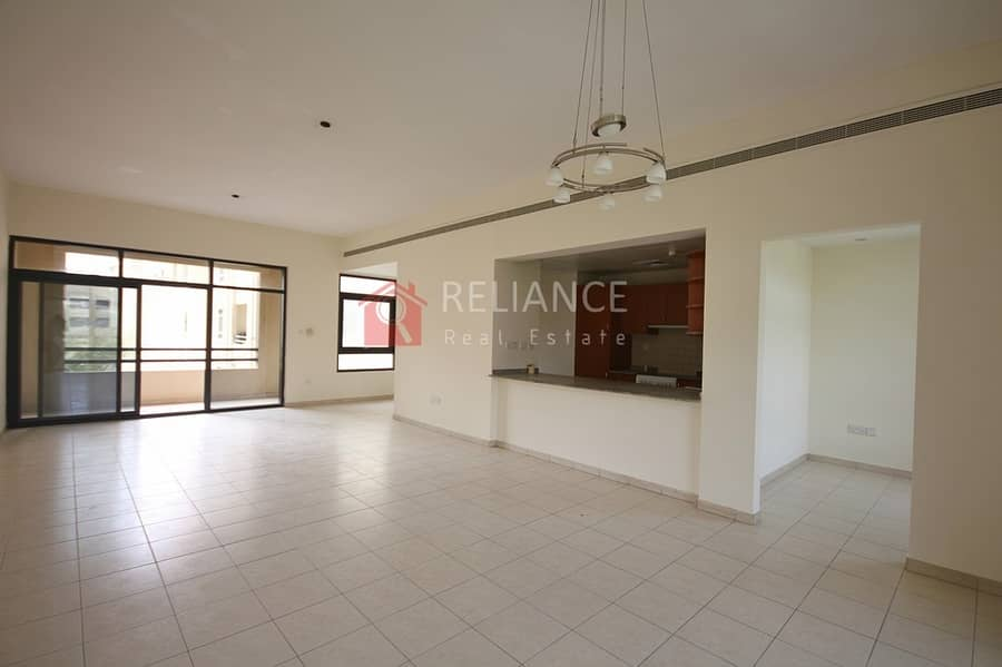 2 Rare Large Size | 2 Bedrooms + Study | 1625 sqft