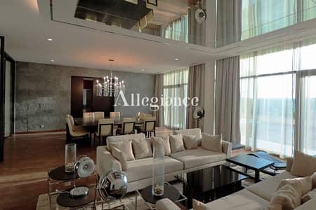 فیلا 6 غرف نوم للبيع في داماك هيلز (أكويا من داماك)، دبي - Golf View  Paramount Furnished   Independent Villa