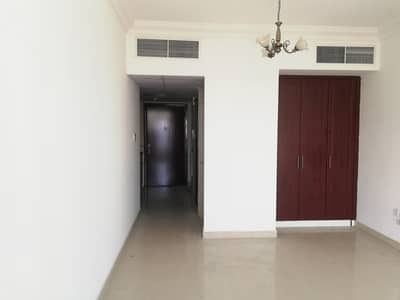 Studio for Rent in Al Taawun, Sharjah - Spacious studio with open view Balcony and wardrobs only 23k near to Al Arab Mall Gym Pool and children play area free