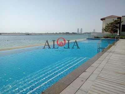 5 Bedroom Villa for Rent in Al Reem Island, Abu Dhabi - Stunning sea front | mangrove views | 5 BR +M villa |P V Beach access